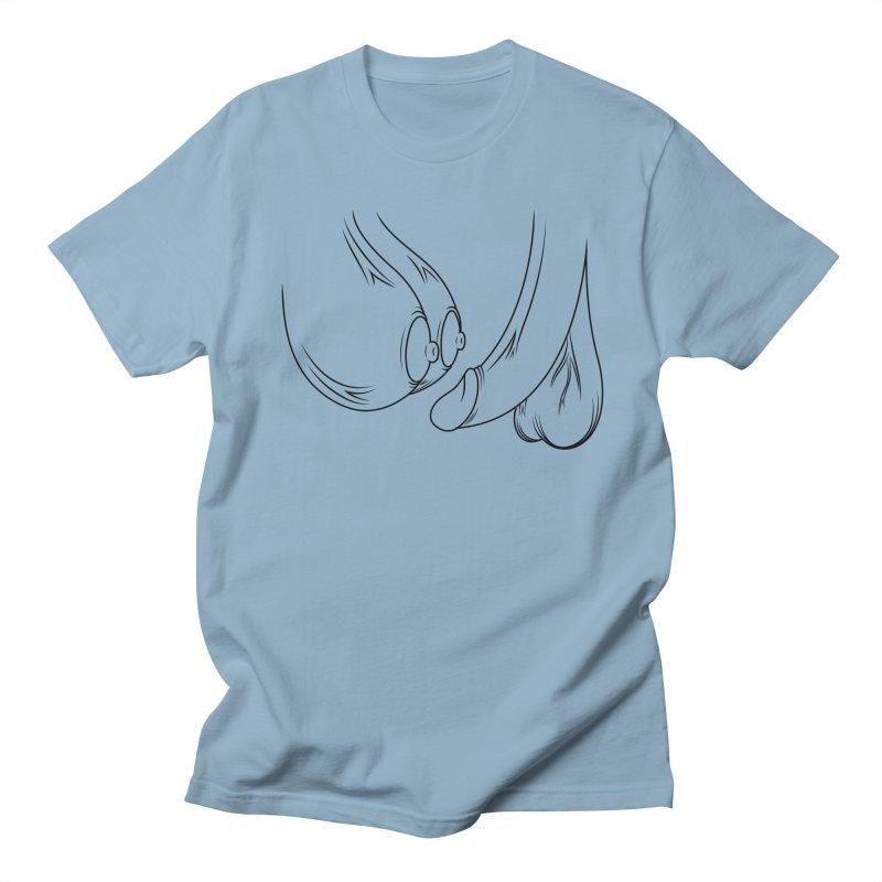 Show Me Yours Men's Regular T-Shirt by KENYONB Threadless Shop