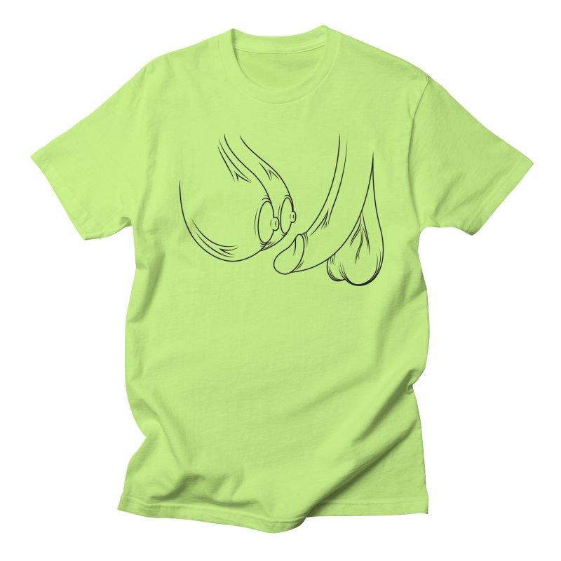 Show Me Yours Men's T-Shirt by KENYONB Threadless Shop