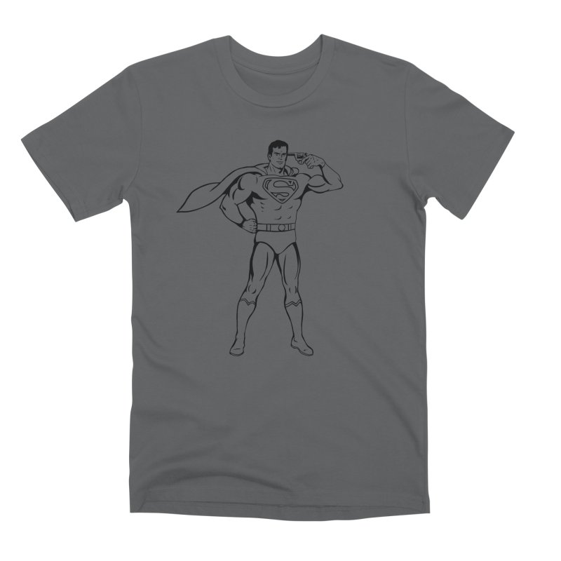 Faster Than A Speeding Bullet Men's T-Shirt by KENYONB Threadless Shop