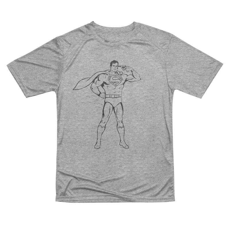 Faster Than A Speeding Bullet Women's Performance Unisex T-Shirt by KENYONB Threadless Shop