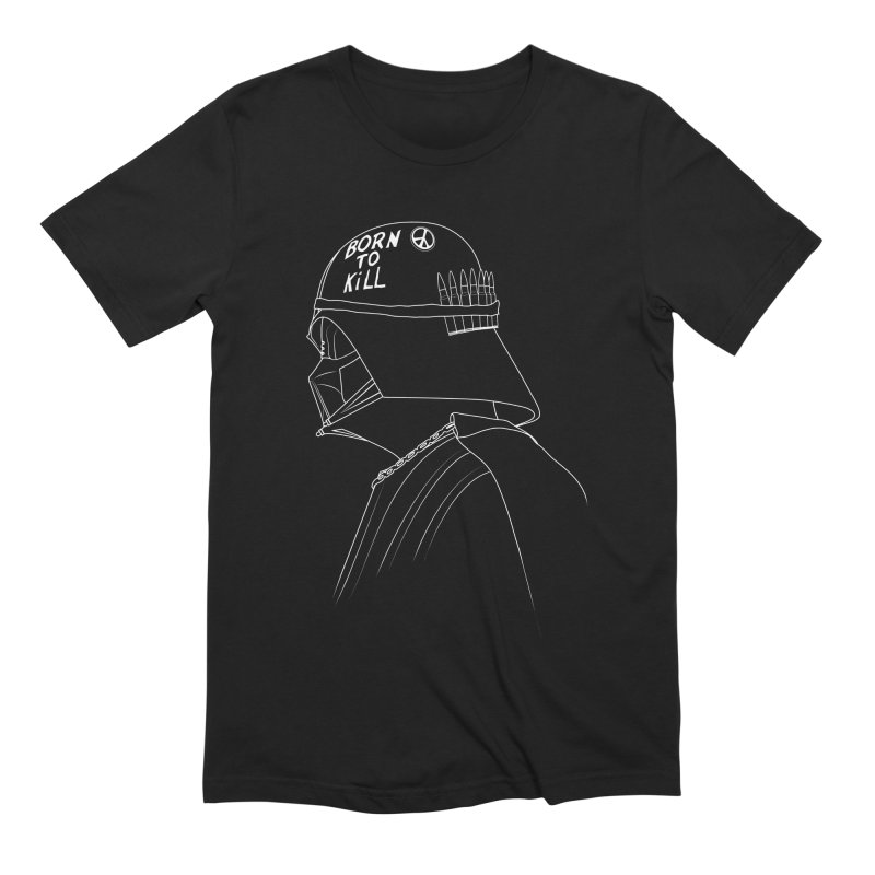 Dark Side Men's Extra Soft T-Shirt by KENYONB Threadless Shop