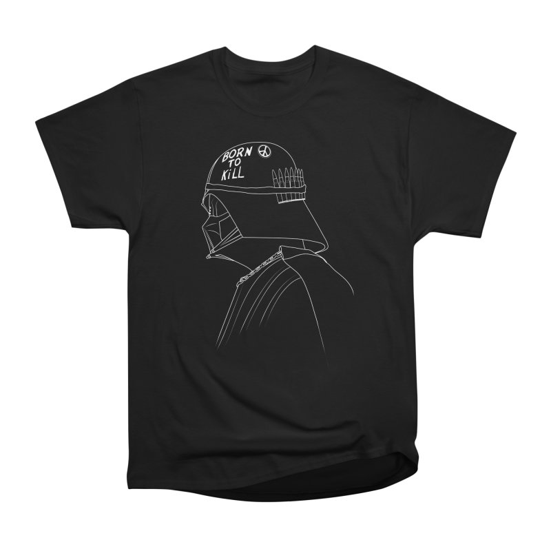 Dark Side Women's Heavyweight Unisex T-Shirt by KENYONB Threadless Shop