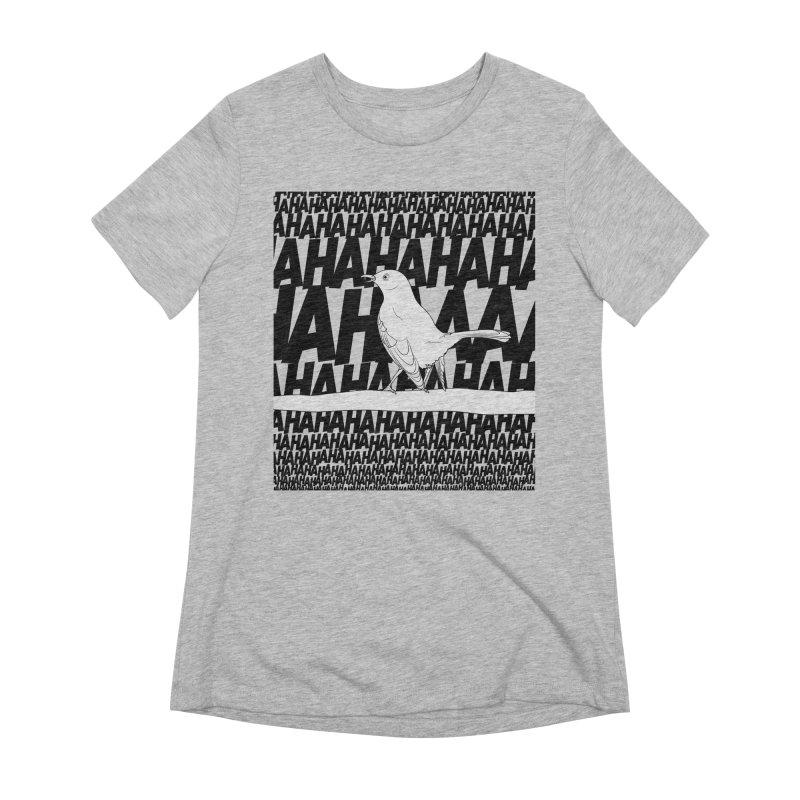 Mockingbird Women's Extra Soft T-Shirt by KENYONB Threadless Shop