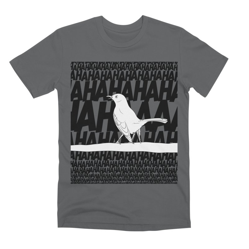 Mockingbird Men's Premium T-Shirt by KENYONB Threadless Shop
