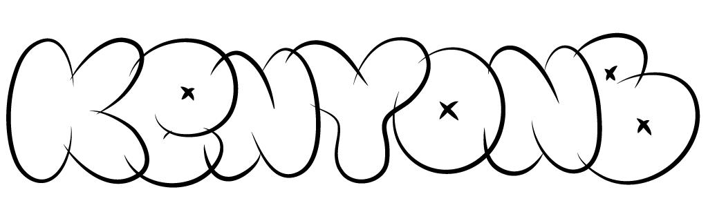 KENYONB Threadless Shop Logo