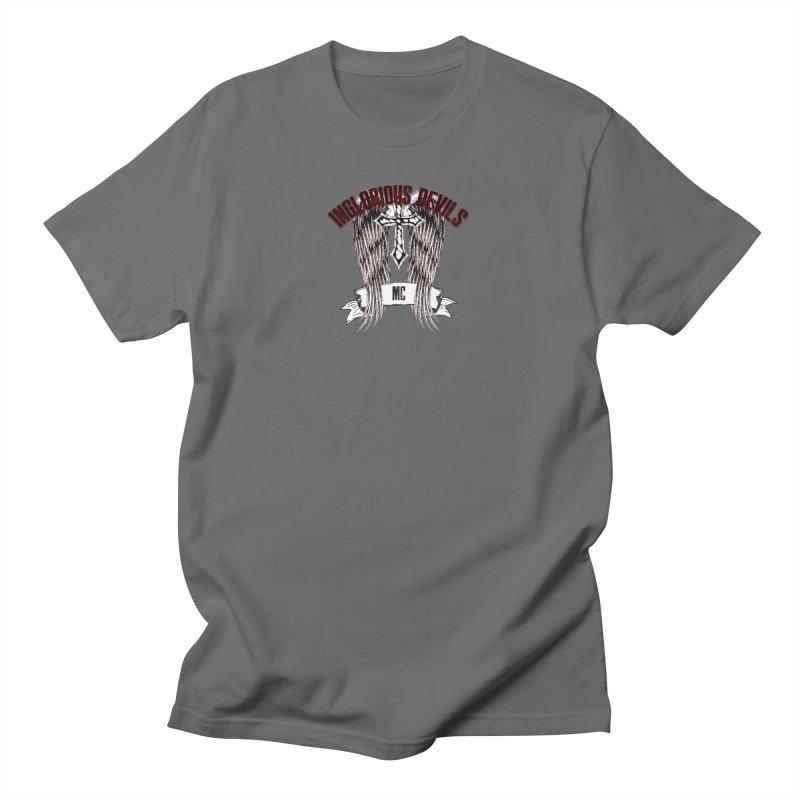 Inglorious Devils Men's T-Shirt by kesimaginings's Artist Shop