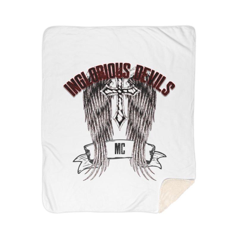 Inglorious Devils Home Blanket by kesimaginings's Artist Shop