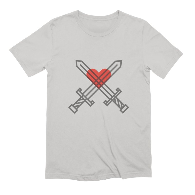 Love and War Men's T-Shirt by kevincraftco's Artist Shop