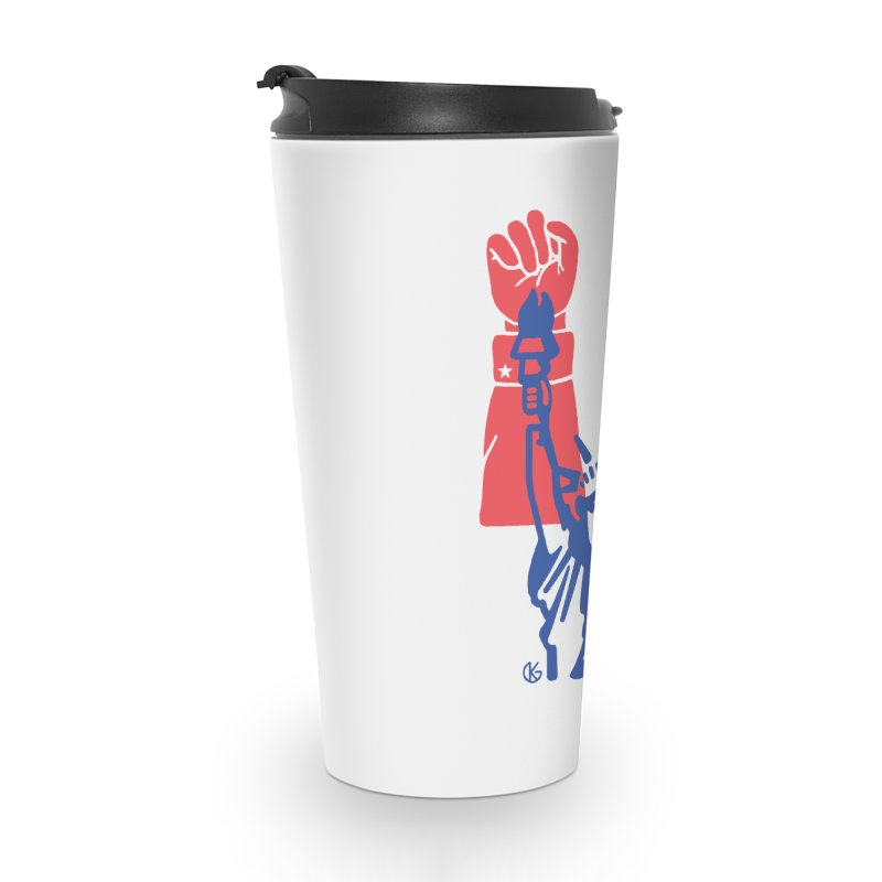 Liberty For All Accessories Mug by Kevin's Pop Shop
