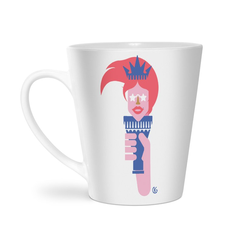 Lady Liberty Accessories Mug by Kevin's Pop Shop