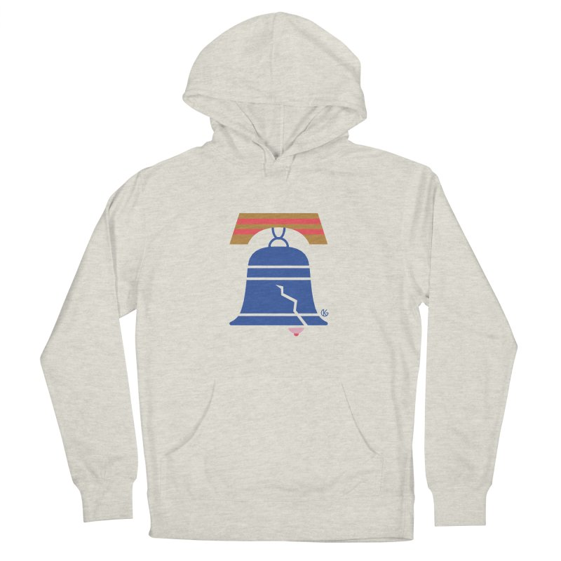 Liberty for Women Men's Pullover Hoody by Kevin's Pop Shop