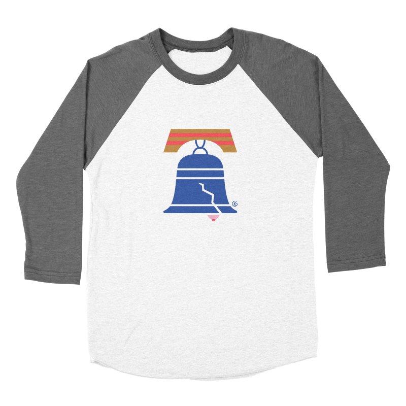 Liberty for Women Men's Longsleeve T-Shirt by Kevin's Pop Shop
