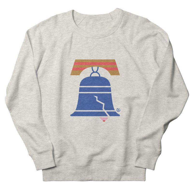 Liberty for Women Women's French Terry Sweatshirt by Kevin's Pop Shop