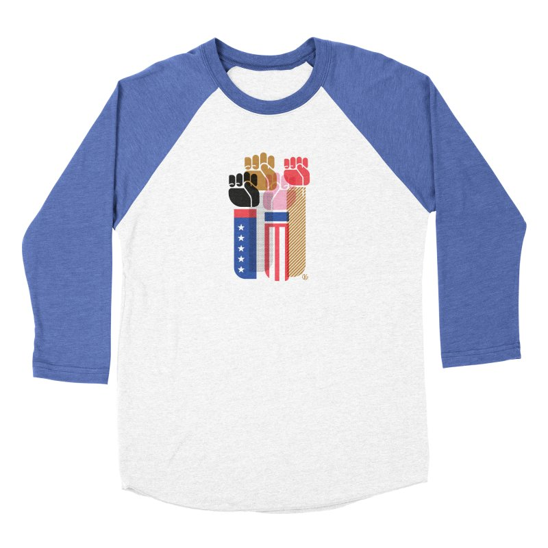 United We Stand Men's Longsleeve T-Shirt by Kevin's Pop Shop