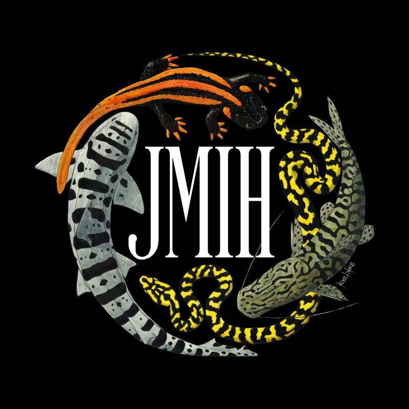 JMIH (for dark background) by Kevin L. Wang Designs