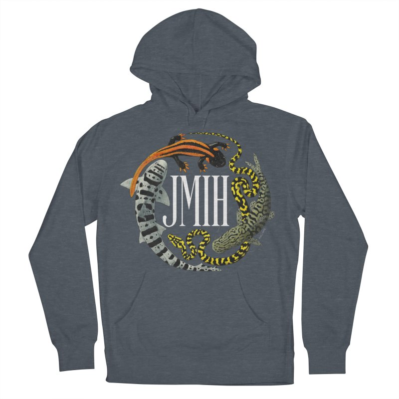 JMIH (for dark background) Women's Pullover Hoody by Kevin L. Wang Designs