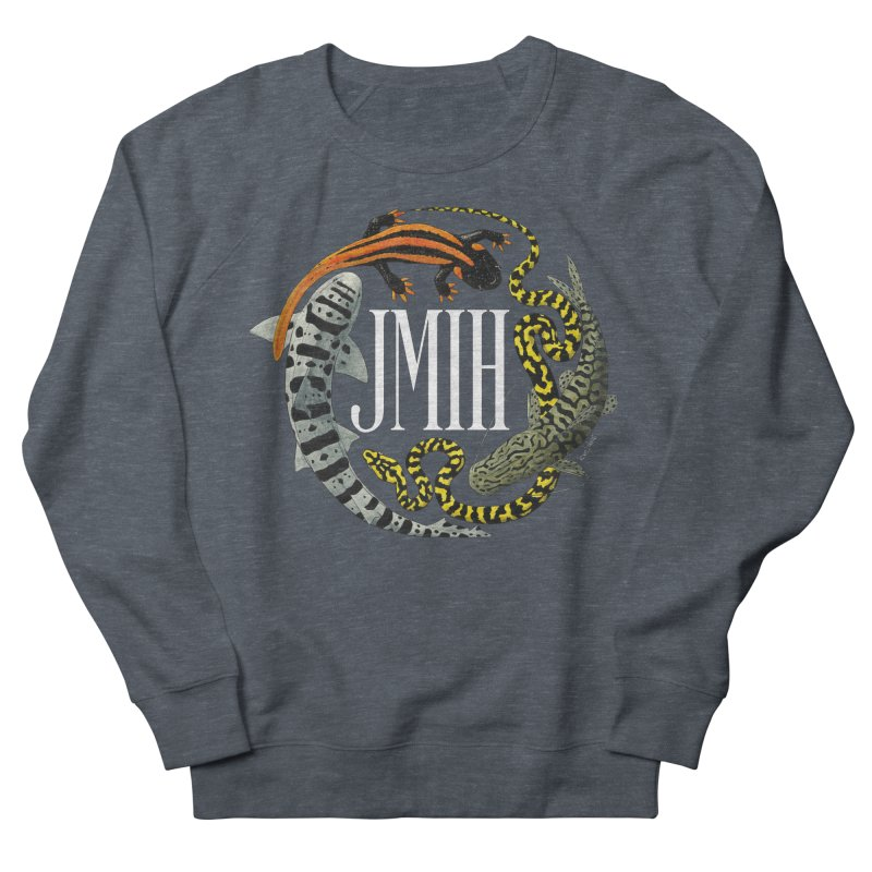 JMIH (for dark background) Women's Sweatshirt by Kevin L. Wang Designs
