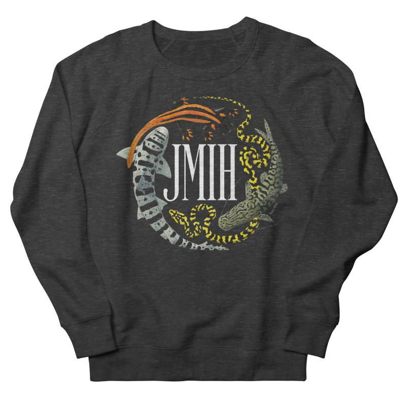 JMIH (for dark background) Men's Sweatshirt by Kevin L. Wang Designs