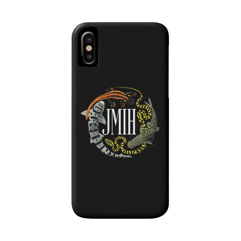 JMIH (for dark background) Accessories Phone Case by Kevin L. Wang Designs
