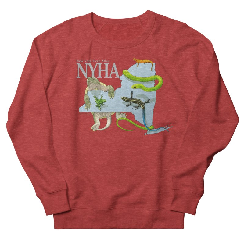 NYHA Women's French Terry Sweatshirt by Kevin L. Wang Designs