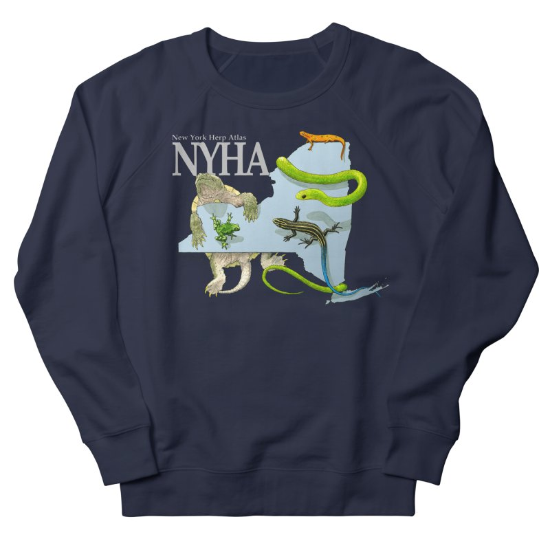 NYHA Men's French Terry Sweatshirt by Kevin L. Wang Designs