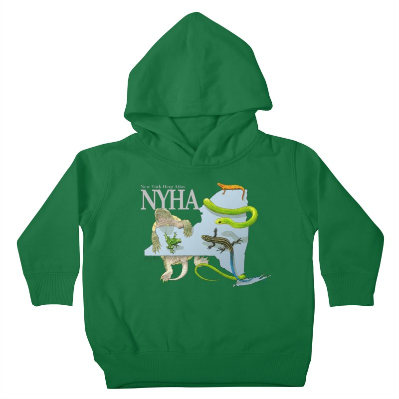 NYHA Kids Toddler Pullover Hoody by Kevin L. Wang Designs