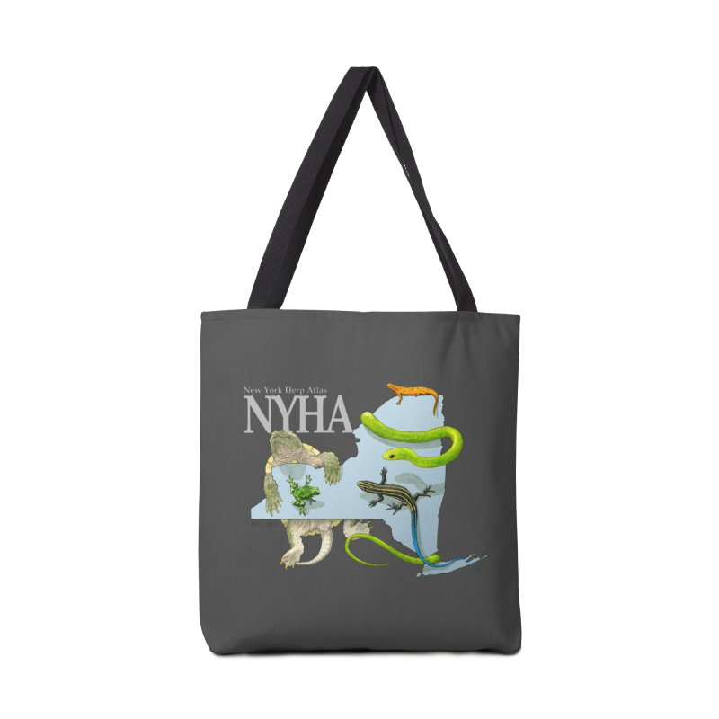 NYHA Accessories Bag by Kevin L. Wang Designs