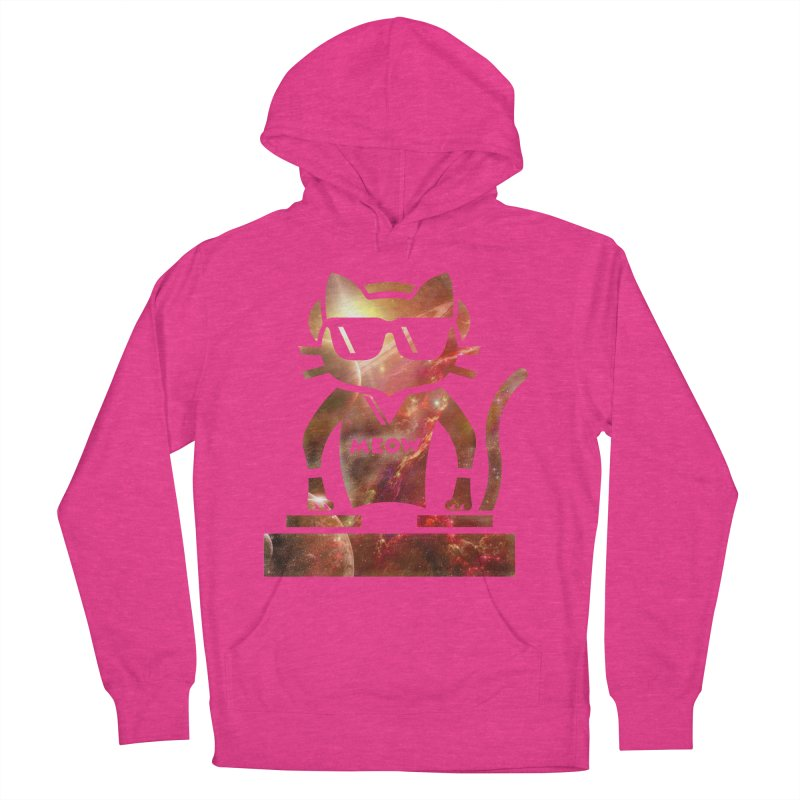 MEOW MIX Women's Pullover Hoody by The SHIZIRT