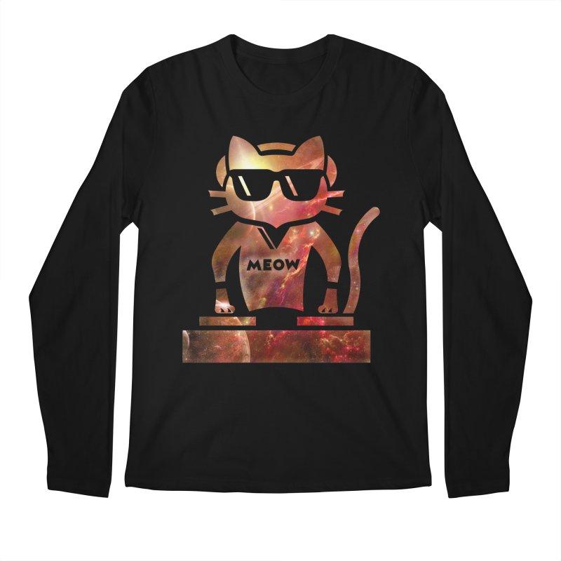 MEOW MIX Men's Longsleeve T-Shirt by The SHIZIRT