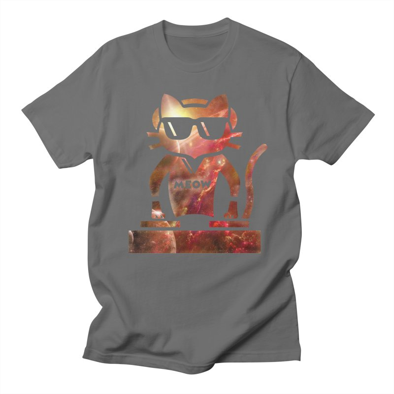 MEOW MIX Men's T-shirt by The SHIZIRT