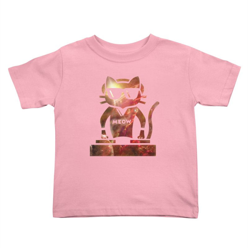 MEOW MIX Kids Toddler T-Shirt by The SHIZIRT