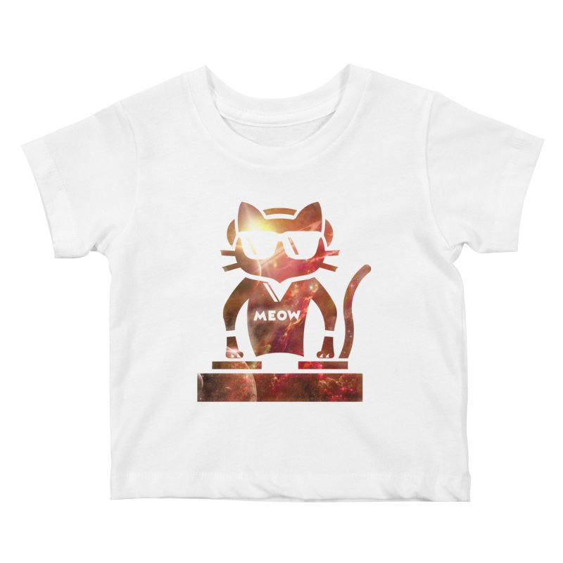 MEOW MIX Kids Baby T-Shirt by The SHIZIRT