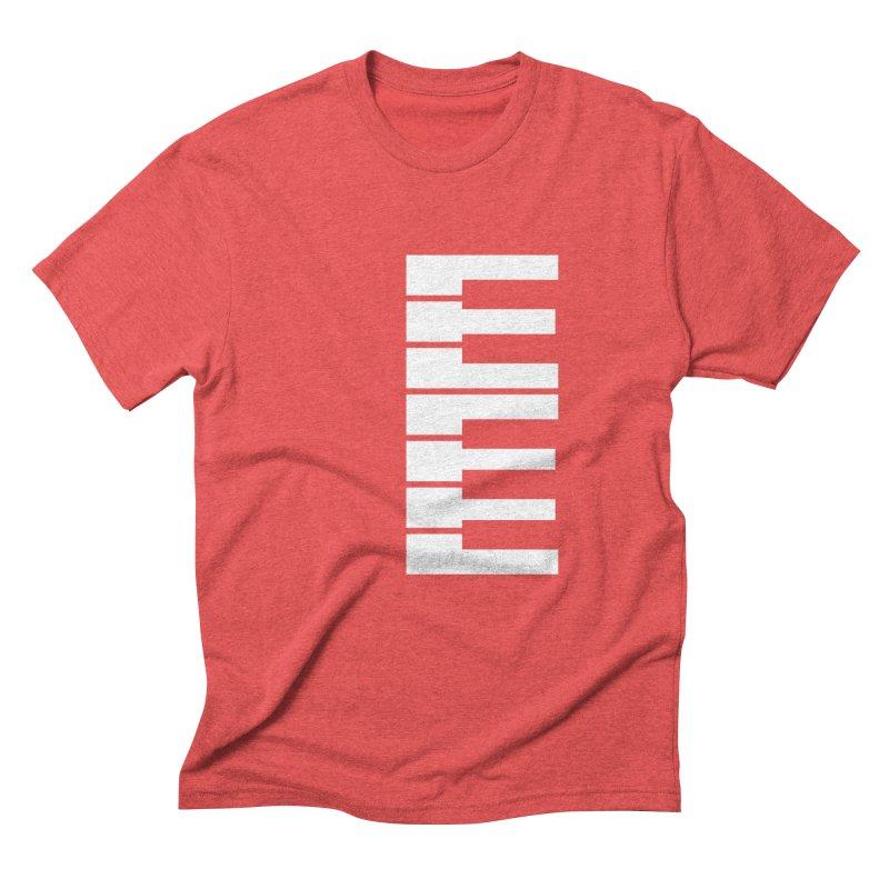 Keys Open Ears Men's Triblend T-Shirt by The SHIZIRT