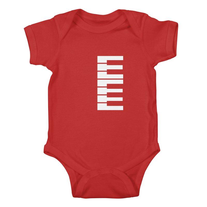 Keys Open Ears Kids Baby Bodysuit by The SHIZIRT