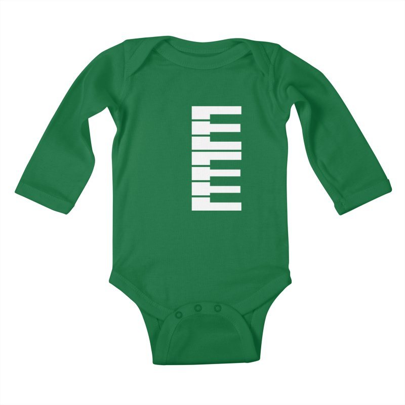 Keys Open Ears Kids Baby Longsleeve Bodysuit by The SHIZIRT