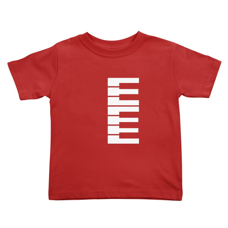 Keys Open Ears Kids Toddler T-Shirt by The SHIZIRT