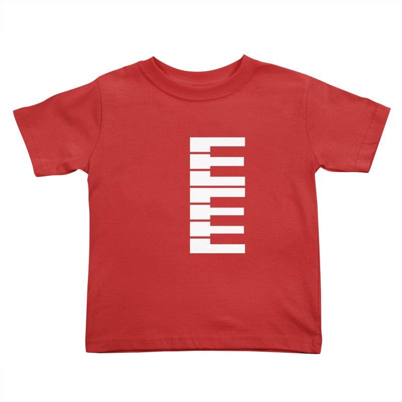 Keys Open Ears Kids Toddler T-Shirt by The SHIZIRT