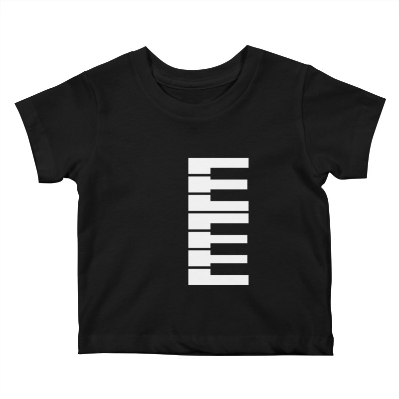 Keys Open Ears Kids Baby T-Shirt by The SHIZIRT