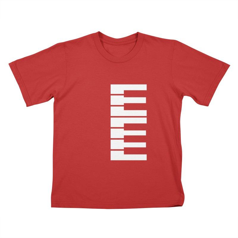 Keys Open Ears Kids T-Shirt by The SHIZIRT