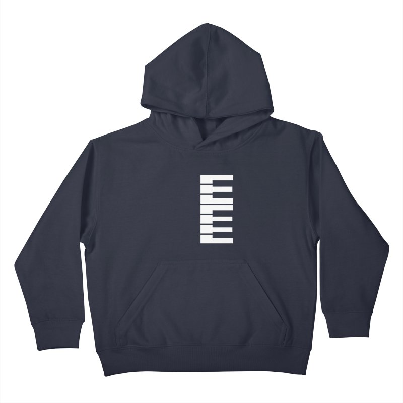 Keys Open Ears Kids Pullover Hoody by The SHIZIRT