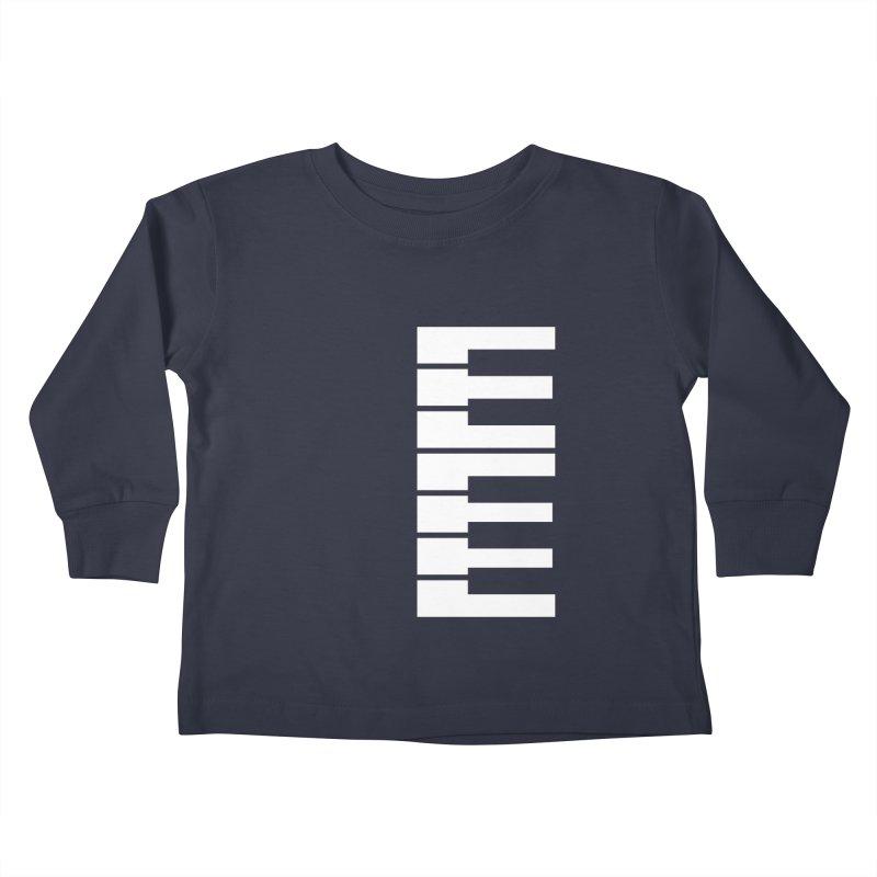 Keys Open Ears Kids Toddler Longsleeve T-Shirt by The SHIZIRT