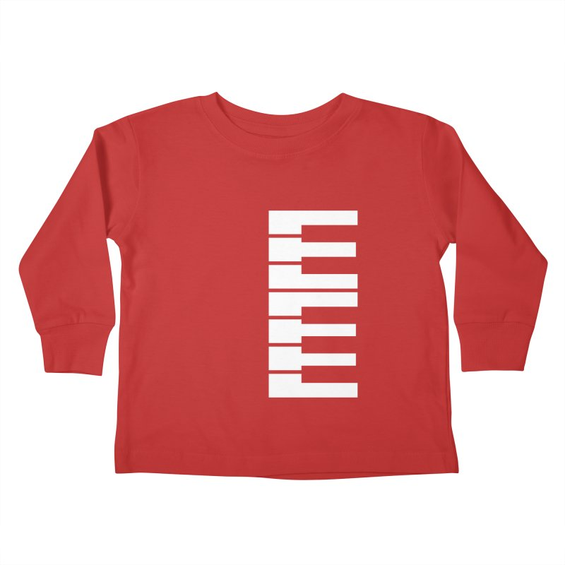 Keys Open Ears Kids Toddler Longsleeve T-Shirt by The SHIZIRT