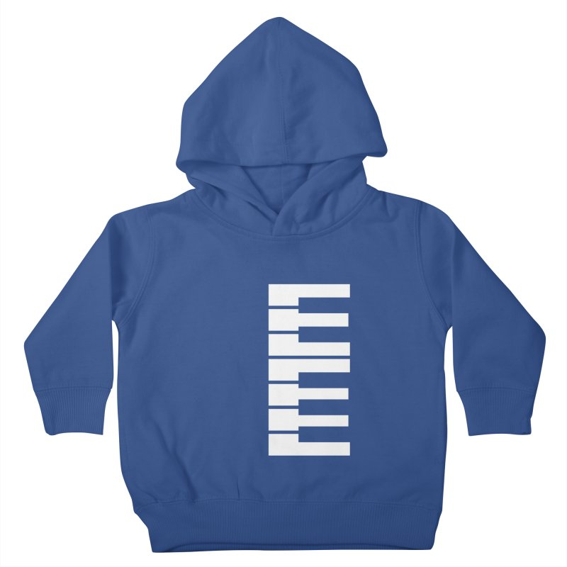 Keys Open Ears Kids Toddler Pullover Hoody by The SHIZIRT