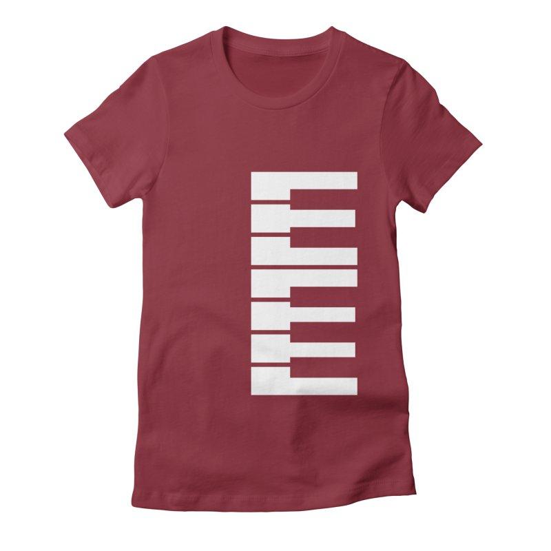 Keys Open Ears Women's Fitted T-Shirt by The SHIZIRT