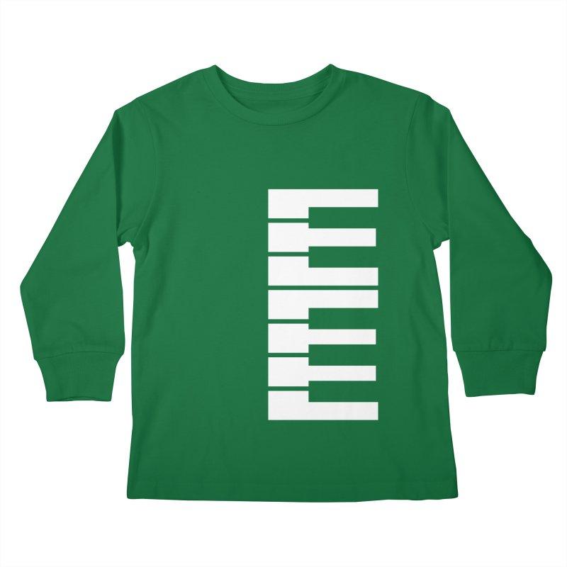 Keys Open Ears Kids Longsleeve T-Shirt by The SHIZIRT