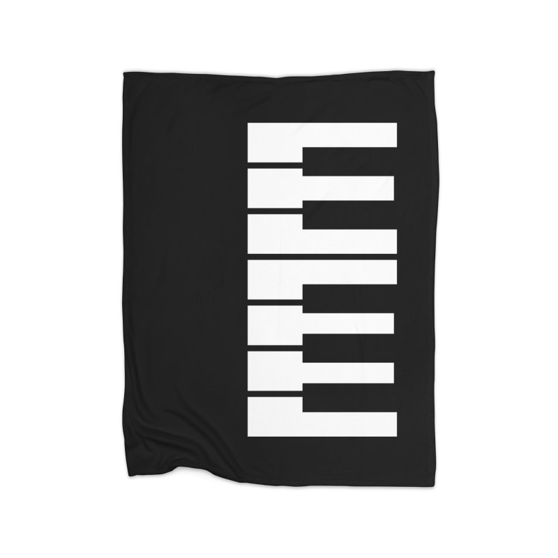 Keys Open Ears Home Blanket by The SHIZIRT