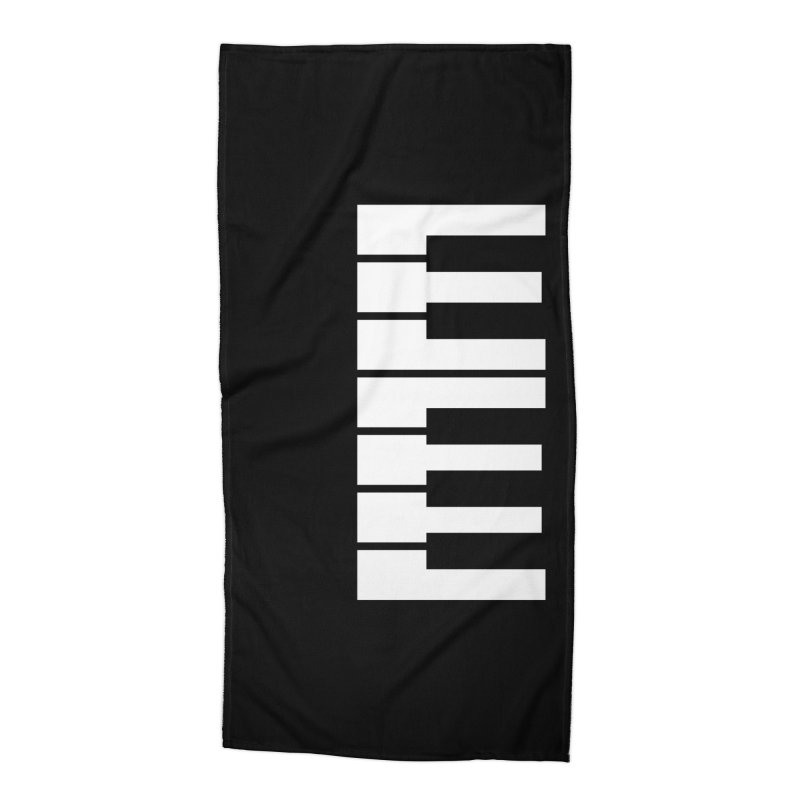 Keys Open Ears Accessories Beach Towel by The SHIZIRT