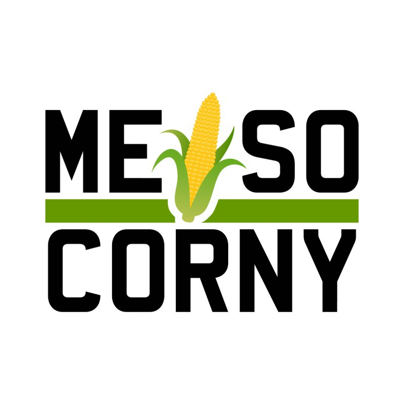 ME SO CORNY Kids T-Shirt by The SHIZIRT