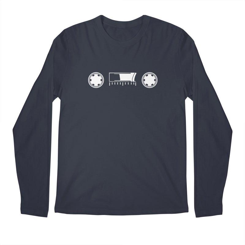 All Cassette! Men's Longsleeve T-Shirt by The SHIZIRT