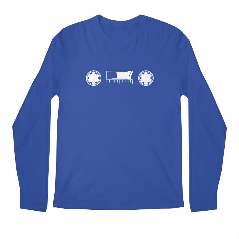 All Cassette! Men's Longsleeve T-Shirt by The SHIZIRT